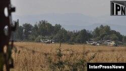 Гуьржийчоь -- Лапанкури эвлана йистехь гуьржийн беркеманаш, 29Мар2012