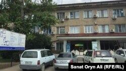 Городская многопрофильная больница в Уральске. 10 августа 2015 года.