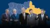 Как голосуют украинцы. Семь карт, которые объясняют выборы президента