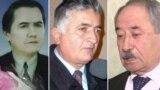 Сафарали Кенджаев, Мирхусейн Назриев и Абдухалим Гаффоров