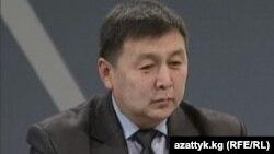 Азимжан Ибраимов.