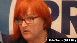 Rada Borić, foto: Enis Zebić