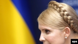 Tymoshenko was judged more influential than President Yushchenko.