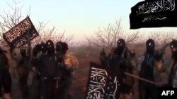 Члены радикальных религиозных движений и организаций в Сирии. Иллюстративное фото.