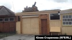 Музей рубанка в Енисейске