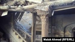 كنيسة مريم العذراء في الشورجة (الارشيف)