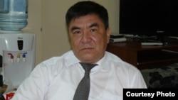 Байзак Асылбеков, пресс-секретарь КГП «Метрополитен».