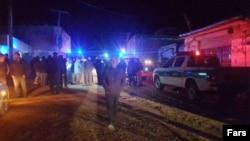 Люди вийшли на вулицю в іранській провінції Східний Азербайджан, де стався землетрус
