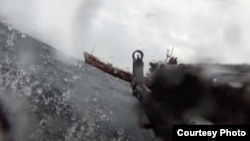 Освобождение грузинских моряков, захваченных в Сомали