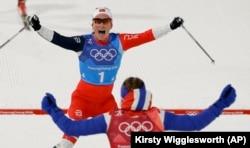 Маріт Бйорген – легенда лижного спорту