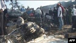 последната авионска несреќа во Конго се случи во 2007 година