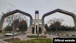 ورودی قبرستان بهشت معصومه (عکس از شهرداری قم)
