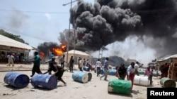 Експлозијата во Могадишу
