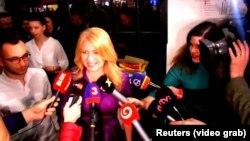 """Зузана Чапутова подвергалась атакам """"альтернативных"""" СМИ, но выиграла выборы президента Словакии в марте этого года"""