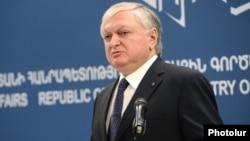 Հայաստանի արտգործնախարար Էդվարդ Նալբանդյան, արխիվ