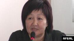 Толекан Исмаилова
