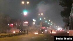 در گزارش تلویزیون ایران همچنین اعلام شد که تعدادی از معترضان در شهر قدس، شهریار و ملارد در استان تهران و همچنین فردیس در استان البرز کشته شدهاند.
