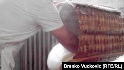 Pirotski kačkavalj, foto: Branko Vučković