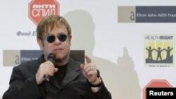 Këngëtari britanik me famë botërore, Elton John