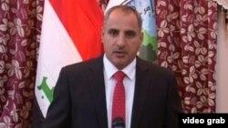 نائب رئيس مجلس محافظة الأنبار فالح العيساوي