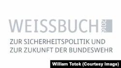 Cartea albă a Bundeswehr-ului (coperta)