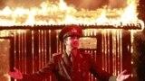 """Scenă din filmul """"Îmi este indiferent dacă în istorie vom intra ca barbari"""" de Radu Jude, Karlovy Vary, 6 iulie 2018"""