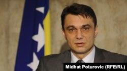Sadik Ahmetović, poslanik u Parlamentarnoj skupštini BiH