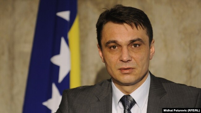 AhmetoviA�: Ne mogu kriminalci oA?istiti kriminalce