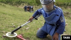 By October 2018, demining work had started along the border with Uzbekistan.