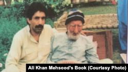 علي خان مسود له باچا خان سره