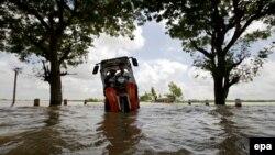 Нині в Бразилії спостерігається дуже велика кількість опадів, особливо на південному сході країни