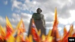 Miting Mladih socijalista, Moskva
