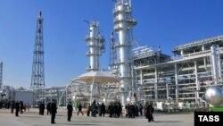 Türkmenistanyň gas öndüriji kärhanasy, Samandepe gaz ýatagy
