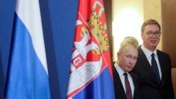 Vladimir Putin Beograd je poslednji put posetio januara 2019. godine