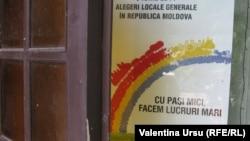 2011 жылы маусымның 5-і күні Молдовада жергілікті билік органдарының сайлауы өтті.