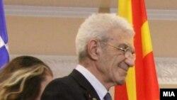 Градоначалникот на Солун Јанис Бутарис