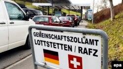 Германско - швајцарска граница