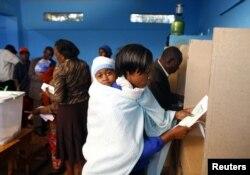 Выборы в Кении