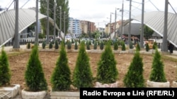 Park mira, Mitrovica