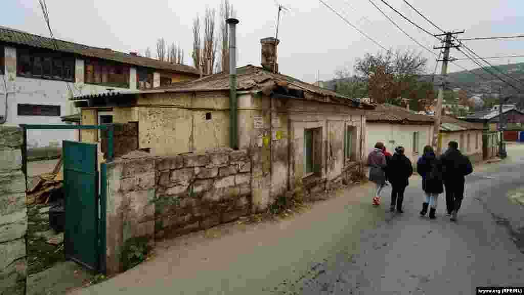 На вулиці Зої Космодем'янської