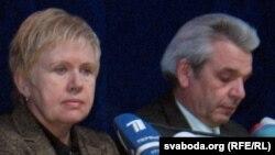 Ярсошына і Лазавік напярэдадні выбараў, 17 сьнежня 2010