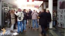 Protest novinara u Banjaluci
