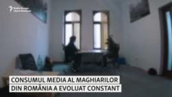 Ditrău: Golul lăsat de presa românească a fost umplut de cea maghiară