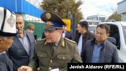 Камчыбек Ташиев, 18-февраль, 2021-жыл, Баткен.