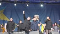 Народнае веча на Майдане