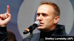 Aleksei Navalny (file photo)