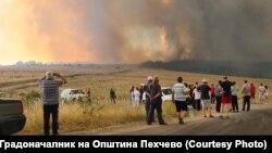 Македонија во пламен, соседите на помош во гаснење на пожарите