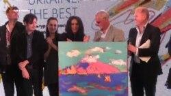 Джамала получила картину из рук известного украинского художника (видео)