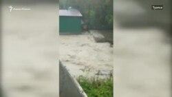 Краснодарский край – в воде