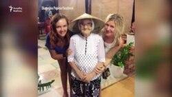 90 yaşlı nənə təkbaşına dünya səyahətinə çıxıb